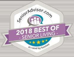 SeniorAdvisor.com | 2018 Best of Senior Living